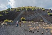 <p>Кения, Тсаво. Вулканическая гора</p>