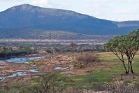 <p>Кения, Национальный парк - заповедник Шаба. Шаба хиллс.</p>