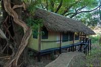 <p>Кения, Национальный парк - заповедник Самбуру. Домини в Самбуру Интерпидс.</p>