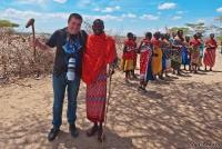 <p>Кения, племя Самбуру. Народ тут дружелюбный.</p>