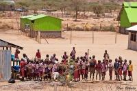 <p>Кения, школа в деревне Самбуру.</p>