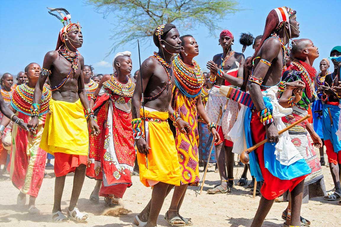 Фото семейных племен и их наряды фото 405-568